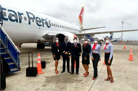 Star Perú brindó vuelo humanitario gratuito para peruanos en Ecuador