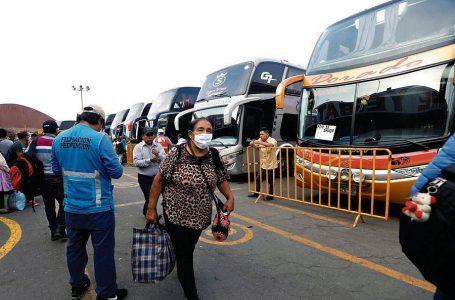 Autoridades locales fueron capacitadas sobre protocolo de fiscalización de viajes interprovinciales