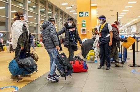 Cerca de 120 mil pasajeros fueron transportados tras reanudación de vuelos nacionales