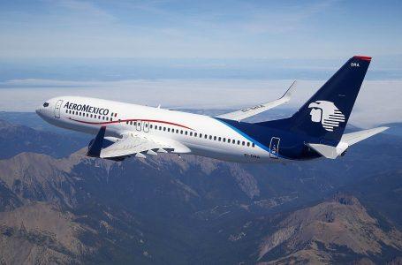 Aeroméxico alcanzó nuevo récord con vuelo directo a Hong Kong