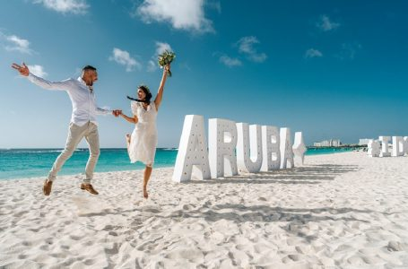 Turismo Aruba lanza nueva política de aplazamiento de bodas y luna de miel
