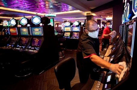 Casinos y Tragamonedas reabrirían sus puertas desde el 15 de octubre con aforo al 50%