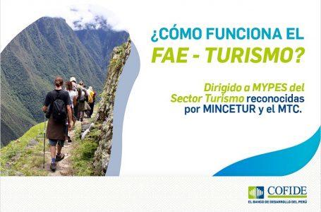 Cofide subastó los primeros S/ 29 millones del FAE-Turismo a favor de las Mypes