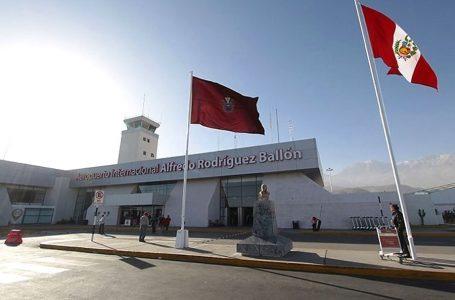 Aplican multas por más de S/ 8 millones a concesionarias de aeropuertos regionales