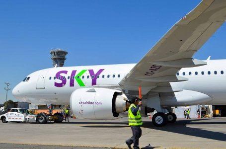 Sky Airline migrará definitivamente al teletrabajo en Chile y Perú