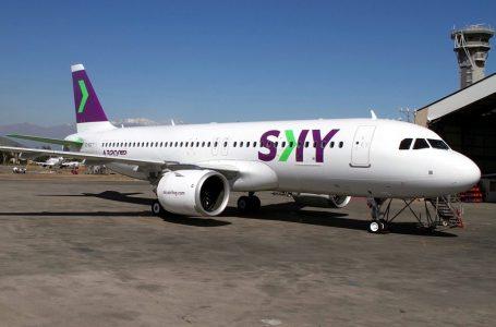 Sky: pasajeros transportados entre julio y agosto representan apenas el 16% de febrero