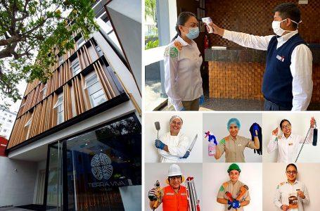 Equipo humano de Tierra Viva Hoteles es el centro de la campaña #TeCuidamos