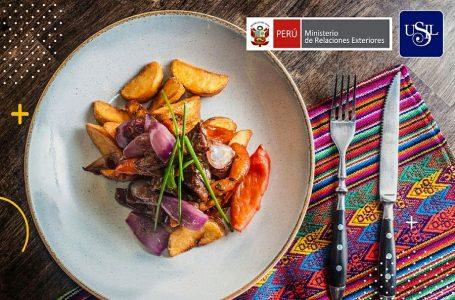 USIL y Cancillería organizan conferencia internacional de gastronomía peruana