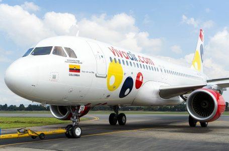 Viva Air transportará más de 1,500 pasajeros en vuelos a Tarapoto y Arequipa