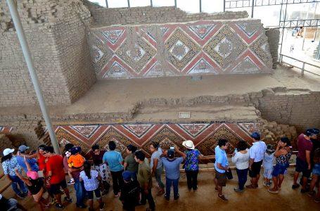 Trujillo: Huaca de la Luna lista para su reapertura desde el 4 de noviembre