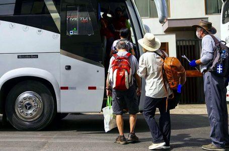 Transporte turístico: aprueban protocolo sanitario para prestar el servicio a nivel nacional