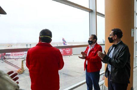 Perú reanudará vuelos a Santiago, Quito, Santa Cruz y Bogotá desde esta semana