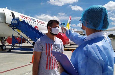 Vuelos internacionales: más de 4 mil pasajeros transportados en primera semana de reactivación
