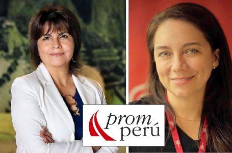 Marisol Acosta renuncia a PromPerú y Amora Carbajal entraría en su reemplazo