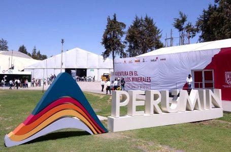 Arequipa: postergan Convención Minera Perumin 35 para setiembre de 2022