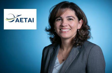 Estrella Torres de American Airlines asume la presidencia de AETAI