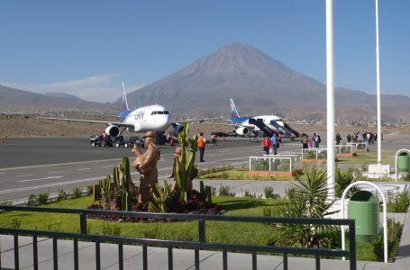 Aeropuerto de Arequipa obtiene certificación internacional por protocolos de bioseguridad