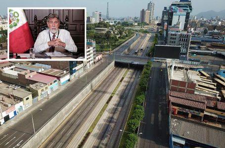 Gobierno publica decreto que oficializa cuarentena total en Lima y otras nueve regiones
