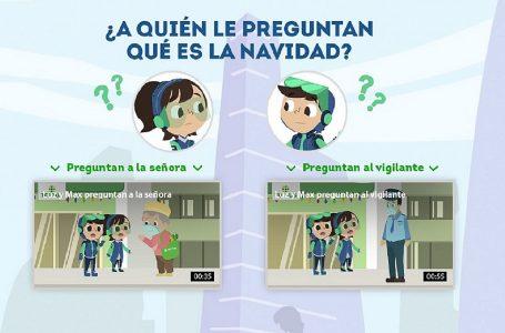 Primer cuento interactivo del Perú logró más de 1 millón de vistas en Youtube