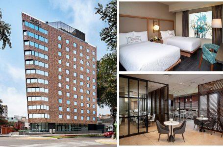Hotel Fairfield by Marriott Lima certifica sus protocolos de higiene y salud