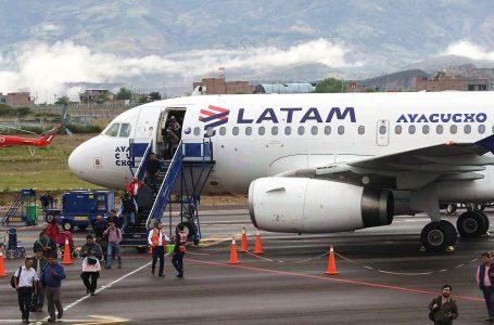 Pasajeros de Latam Airlines podrán ganar hasta 20 años de viajes gratis