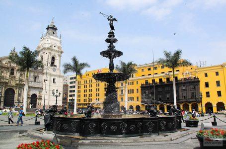 Lima celebra hoy 486 años de fundación con actividades turísticas virtuales