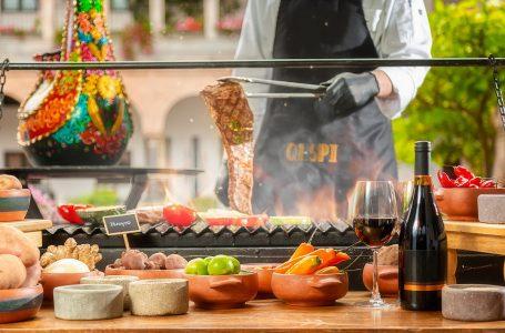 JW Marriott El Convento Cusco realizará festival gastronómico argentino