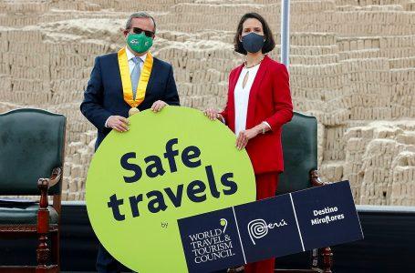 "Empresas turísticas de Miraflores podrán postular al sello ""Safe Travels"""