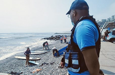 Miraflores intensifica fiscalización de protocolos en playas y restaurantes