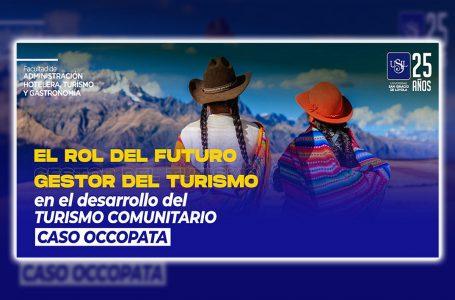 Expertos analizarán importancia actual del turismo comunitario en webinar de USIL