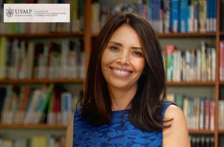 USMP nombra a Amybel Sánchez como nueva decana de la Facultad de Turismo