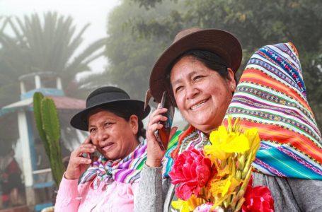 Más de 2,600 localidades rurales en Perú serán beneficiadas con tecnología 4G
