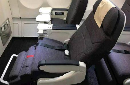 Clase Económica Premium sería la silla de avión más popular en 2021