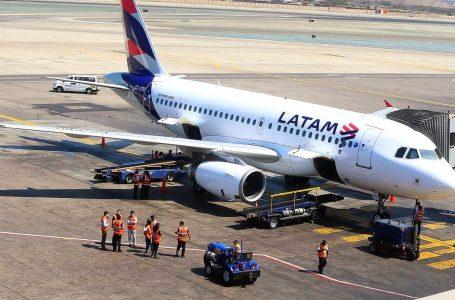 Latam Airlines ofrece trasladar gratis las vacunas Covid-19 a nivel nacional