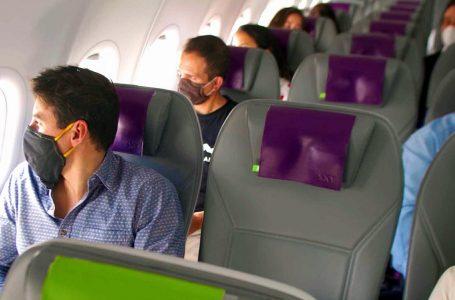 Estudio revela que hay casi 0% de probabilidades de contagio de Covid-19 en un avión