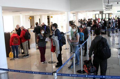 Chile recibe poco más de 27 mil turistas extranjeros en enero de este año