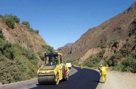Construcción de carretera que integra Cusco y Arequipa tiene un avance del 63%