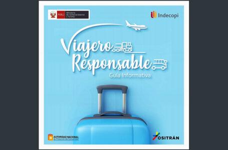 """Guía informativa """"Viajero Responsable"""" precisa los derechos de consumidores de servicios turísticos"""