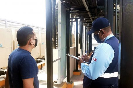 Fiscalizan cumplimiento de aforos y medidas de bioseguridad en hoteles de Miraflores