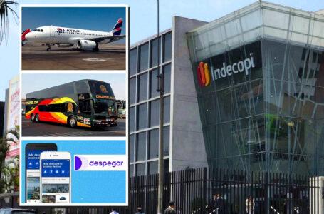 Latam Airlines, Cruz del Sur y Despegar entre las empresas más sancionadas por Indecopi durante la pandemia