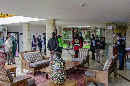Puno: autoridades inician operativos de fiscalización a hoteles turísticos