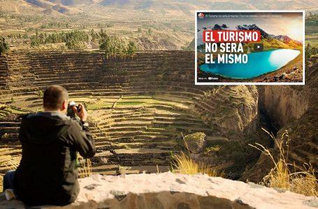 """Mincetur presenta la iniciativa """"Somos turismo, seámoslo siempre"""""""