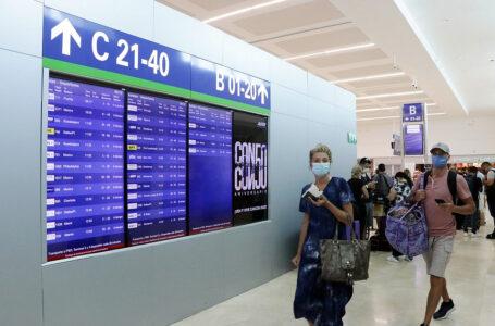 Tráfico de pasajeros en América Latina y el Caribe cayó más de 50% en febrero
