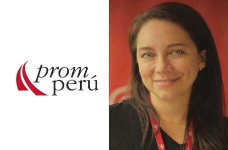 Mincetur designa a Amora Carbajal como nueva presidenta de PromPerú