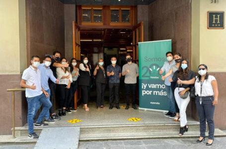 Ayenda abre en Lima su hotel número 200 y es líder del alojamiento low cost en Latinoamérica