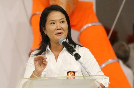 Elecciones 2021: Keiko Fujimori promete beneficios tributarios y préstamos para mypes de turismo