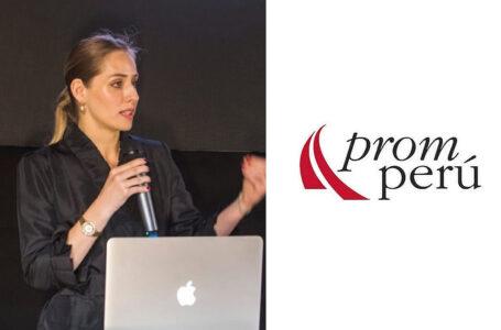 María del Sol Velásquez fue designada como directora de Turismo de PromPerú