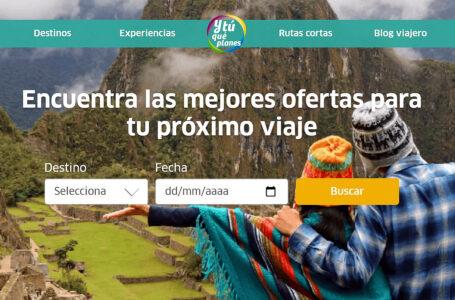 """Mincetur plantea integrar plataformas digitales de turismo al portal """"¿Y tú qué planes?"""""""