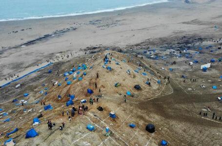 Retiran a invasores de zona arqueológica del Morro Solar en Chorrillos