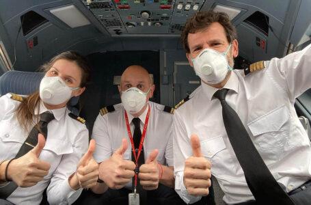 Día Internacional del Piloto: profesión en tiempos de pandemia